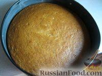Фото приготовления рецепта: Банановый пирог постный - шаг №7