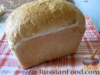 Фото к рецепту: Домашний хлеб