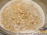 Фото приготовления рецепта: Каша геркулесовая - шаг №3