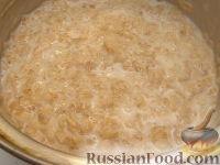Фото приготовления рецепта: Каша геркулесовая - шаг №4