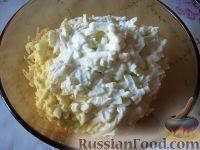 Фото к рецепту: Салат Снежный