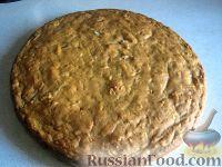 Фото к рецепту: Морковный постный пирог