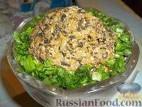 Фото к рецепту: Грибная икра из шампиньонов