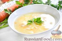 Фото к рецепту: Сырный суп