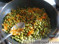 Фото приготовления рецепта: Рис с овощами на гарнир - шаг №5