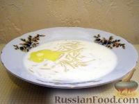 Фото к рецепту: Молочный суп с вермишелью