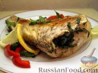 Фото к рецепту: Рыба, запеченная в фольге