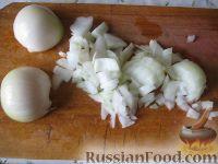 Фото приготовления рецепта: Спагетти в сливочном соусе - шаг №5