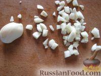 Фото приготовления рецепта: Спагетти в сливочном соусе - шаг №6