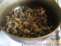 Фото приготовления рецепта: Спагетти в сливочном соусе - шаг №8