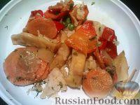 Фото к рецепту: Овощное рагу постное