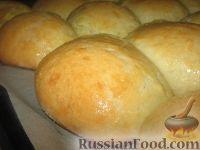 Фото приготовления рецепта: Пирожки из теста на кефире - шаг №5