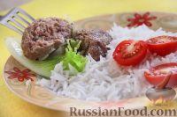 Фото к рецепту: Котлеты мясные (из говядины)