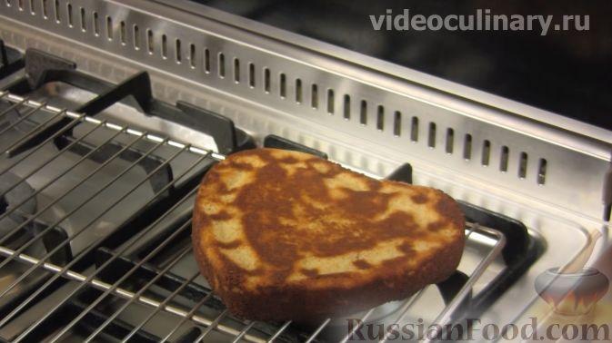 """Фото приготовления рецепта: Торт """"Любовь"""" - шаг №6"""
