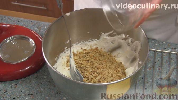 """Фото приготовления рецепта: Торт """"Любовь"""" - шаг №8"""