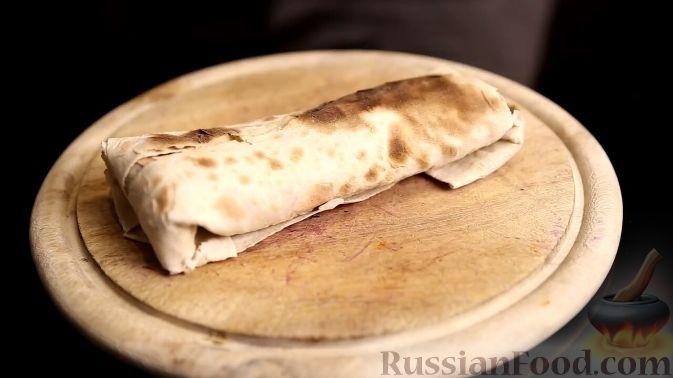 Фото приготовления рецепта: Рис с курицей и тыквой - шаг №3