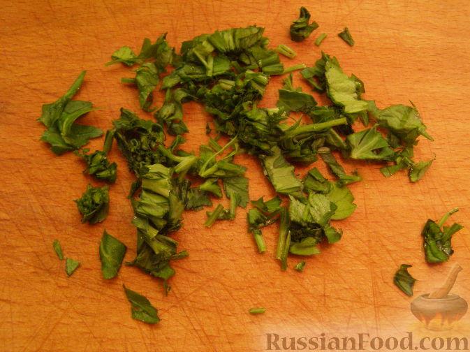 Фото приготовления рецепта: Начинка из цветной капусты - шаг №7