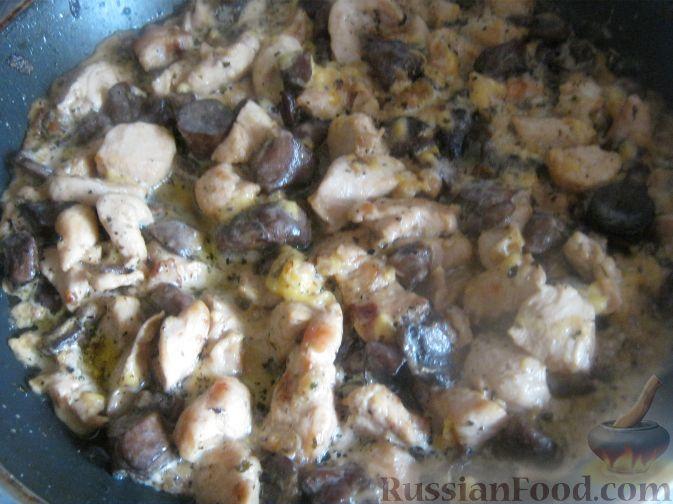 Как приготовить пасту с курицей и брокколи - Горячие блюда от ЕДА
