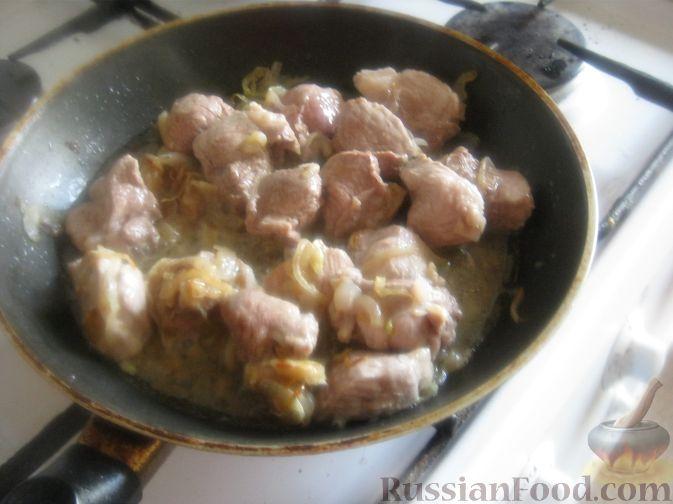 тушеная капуста с курицей рецепт классический