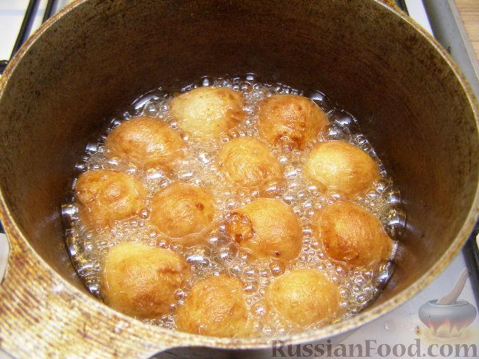 рецепт шарики из творога в масле рецепт с фото