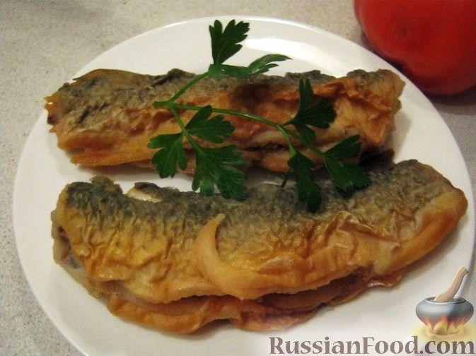 Рецепт Жареный пеленгас