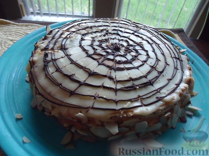 """Рецепт Наивкуснейший торт """"Эстерхази"""""""