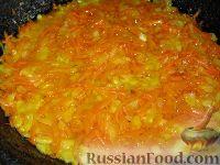 Фото приготовления рецепта: Вегетарианский постный овощной супчик с цветной капустой - шаг №5