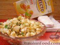 Фото к рецепту: Начинка из цветной капусты
