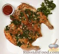Фото приготовления рецепта: Цыпленок-табака - шаг №14