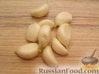 Фото приготовления рецепта: Чесночный соус - шаг №2