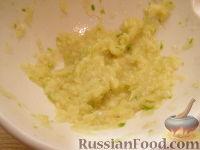Фото приготовления рецепта: Чесночный соус - шаг №4