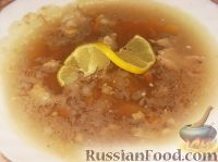 Фото к рецепту: Холодец по-одесски