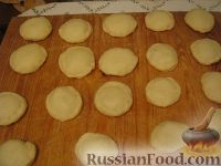 Фото приготовления рецепта: Классические пончики - шаг №7
