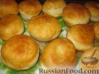 Фото приготовления рецепта: Классические пончики - шаг №9