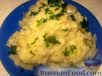 Фото к рецепту: Начинка картофельная для пирогов и пирожков