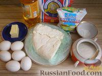 Фото приготовления рецепта: Шарики творожные жареные - шаг №1