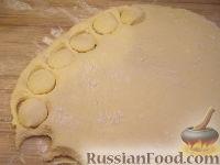 Фото приготовления рецепта: Шарики творожные жареные - шаг №9