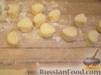 Фото приготовления рецепта: Шарики творожные жареные - шаг №13