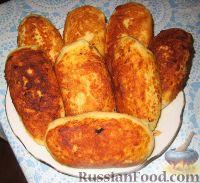 Фото к рецепту: Пирожки картофельные