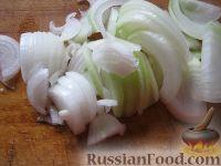 Фото приготовления рецепта: Грибы, запеченные в сметане - шаг №2