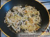 Фото приготовления рецепта: Грибы, запеченные в сметане - шаг №4