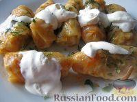Фото к рецепту: Голубцы из кислой капусты