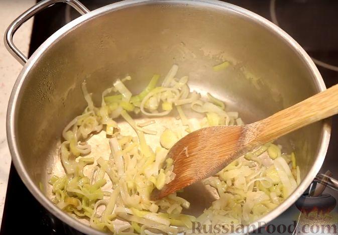 Фото приготовления рецепта: Крем-суп из цветной капусты с сыром - шаг №1