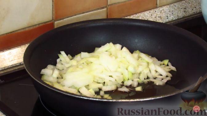 Фото приготовления рецепта: Рыба, запечённая в молоке с сыром - шаг №3