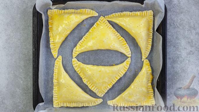 Фото приготовления рецепта: Конфеты с белым шоколадом, маком и лимонным курдом - шаг №15