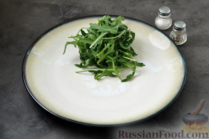 Фото приготовления рецепта: Салат из свеклы, груши и авокадо - шаг №6