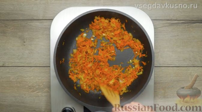 Фото приготовления рецепта: Рассольник - шаг №8