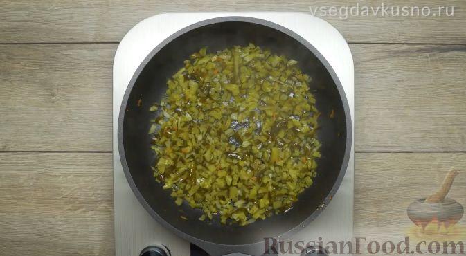 Фото приготовления рецепта: Рассольник - шаг №9