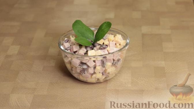 Фото приготовления рецепта: Форель, запечённая с картофелем - шаг №2