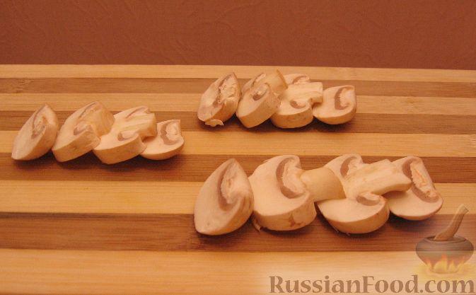 Грибы лисички рецепт на зиму жареные